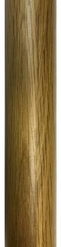 Жердь для хореографического станка 47 мм (цельно ламельный дуб) 1.п.м., фото
