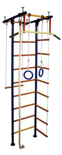 ДСК Вертикаль Юнга № 2.1 с деревянными перекладинами, фото
