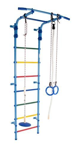 ДСК Формула здоровья Start 2 голубой/радуга, Цвет стоек: Голубой, фото