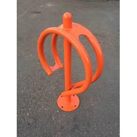 Велопарковка Дабл на 2 велосипеда, Материал: Сталь конструкционная, фото