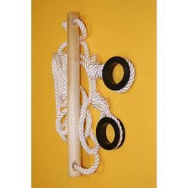 Трапеция гимнастическая деревянная, фото