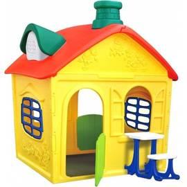 Детский игровой домик Замок пластиковый Ching-Ching ОТ-16, фото