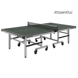 Профессиональный теннисный стол Donic Waldner Classic 25 зеленый (400221-G), фото