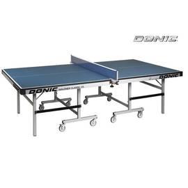 Профессиональный теннисный стол Donic Waldner Classic 25 синий (400221-B), фото