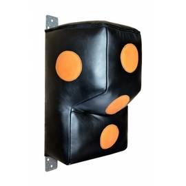 Апперкотная подушка РОККИ Г образная кожа Рокки 70x50 см, фото