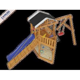 Детская игровая площадка Баунти, фото