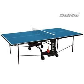 Всепогодный Теннисный стол Donic Outdoor Roller 600 синий (230293-B), фото