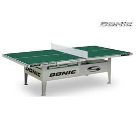 Антивандальный теннисный стол Donic Outdoor Premium 10 зеленый (230236-G), фото