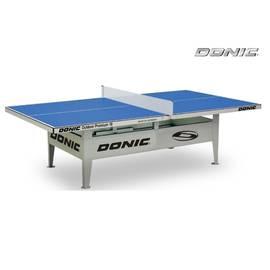 Антивандальный теннисный стол Donic Outdoor Premium 10 синий (230236-B), фото