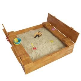 Детская игровая деревянная песочница АРЕНА, фото