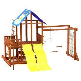 Детский игровой комплекс (ИК) Росинка-5.1, фото