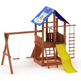 Детский игровой комплекс (ИК) Росинка-1, фото