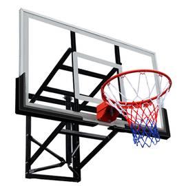 """Баскетбольный щит 72"""" DFC BOARD72G, фото"""