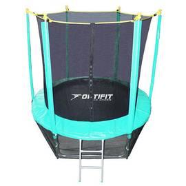 Батут OPTIFIT Like Green 6ft 1,83 м, Цвет батута: Зеленый, фото