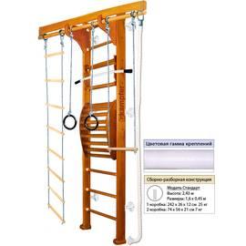 ДСК Kampfer Wooden Ladder Maxi Wall Высота Стандарт, фото