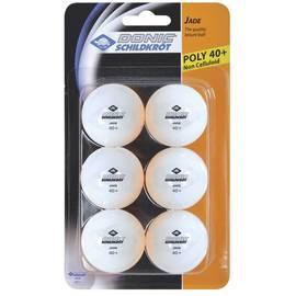 Мячики для настольного тенниса DONIC JADE 40+, 6 шт (618371S), фото