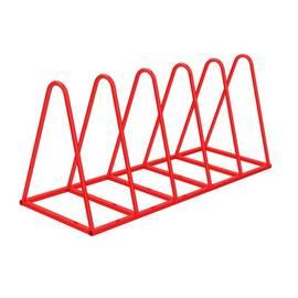"""Велопарковка """"Пирамида"""" (VP50), Материал: Сталь конструкционная, Число веломест: 4 места, фото"""