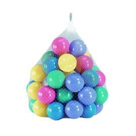 Комплект шариков Ching-Ching CCB-05 6 см/100 шт, фото