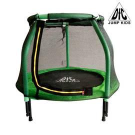 "Батут DFC JUMP KIDS 48"" 48INCH-JD-LG, Цвет батута: Зеленый, фото"