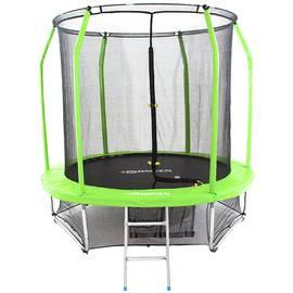 Батут Domsen Fitness Gravity MAX 10FT (Green), Цвет батута: Зеленый, фото