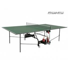 Теннисный стол Donic Indoor Roller 400 зеленый 230284-G, фото