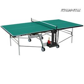 Всепогодный теннисный стол Donic Outdoor Roller 800 зеленый (230296-G), фото