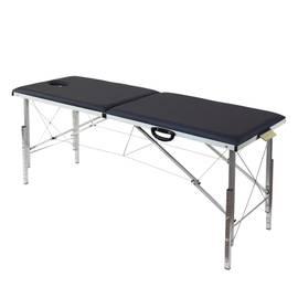 Складной массажный стол с регулировкой высоты 185х62 см (Th185), фото