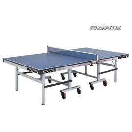 Профессиональный теннисный стол Donic Waldner Premium 30 синий (400246-B), фото
