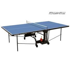 Теннисный стол Donic Indoor Roller 600 синий 230286-B, фото