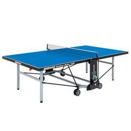 Всепогодный теннисный стол Donic Outdoor Roller 1000 синий (230291-B), Цвет: Синий, фото