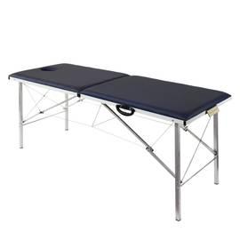 Складной массажный стол с системой тросов 190х70 см (T190), фото