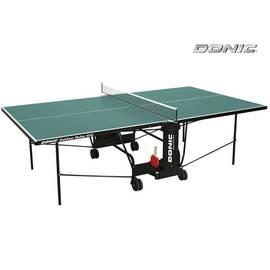 Всепогодный Теннисный стол Donic Outdoor Roller 600 зеленый (230293-G), фото