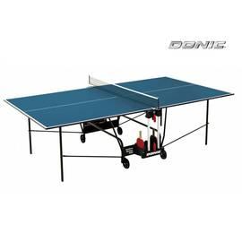 Теннисный стол Donic Indoor Roller 400 синий 230284-B, фото