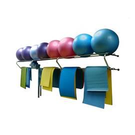 Подвесная консоль для фитболов и гимнастических ковриков (1 п.м.), фото