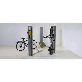 Настенная велопарковка PARKIS для одного велосипеда, фото