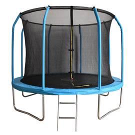 Батут Bondy Sport 8 ft, 2,44 м. (синий), Цвет батута: Синий, фото