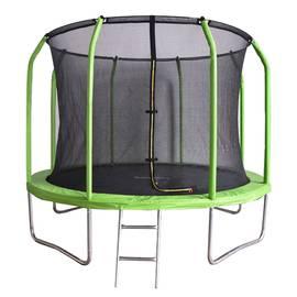 Батут Bondy Sport 12 ft, 3,66 м. (зеленый), Цвет батута: Зеленый, фото