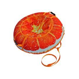 """Тюбинг 95 см """"Сочный апельсин"""", фото"""