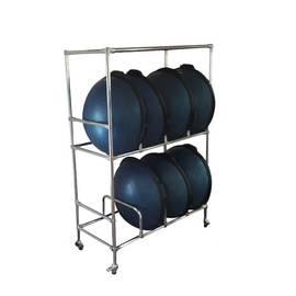 Подставка для 8 балансировочных платформ Bosu (босу), фото