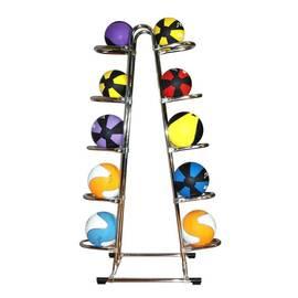 Подставка для медицинских мячей на 10 шт, фото