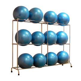 Стеллаж для 12 гимнастических мячей, фото