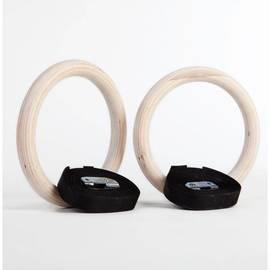 Кольца гимнастические для кроссфита (d=235 мм) (пара), фото