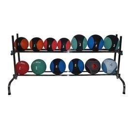 Подставка для хранения 16 медицинских мячей, фото