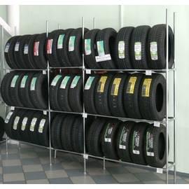 Стеллаж для шин до 36 шт, фото