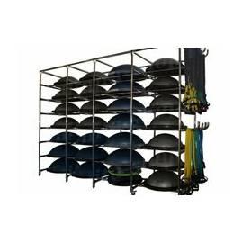 Подставка для 28 балансировочных платформ Bosu (босу), фото