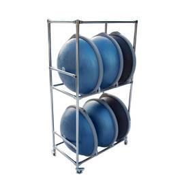 Подставка для 6 балансировочных платформ Bosu (босу), фото