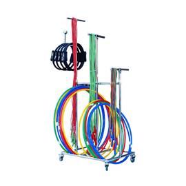 Подставка для обручей эспандеров и скакалок, фото