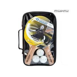Набор DONIC PERSSON 500 (2 ракетки, 3 мячика, чехол) 788490, фото