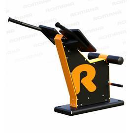 Уличный тренажер Для спины наклонный Romana 207.04.10, фото