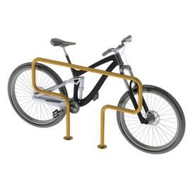 Велопарковка с креплением за раму ВС-5, фото